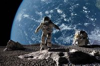 "ЕКА ищет ""попутчиков"" на Марс и Луну"