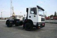 «АвтоКрАЗ» создал новое облегченное шасси КрАЗ-5401Н2