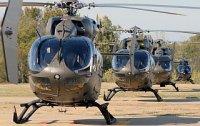 Airbus поставил учебно-тренировочный вертолет UH-72A Lakota на авиабазу Форт-Ракер