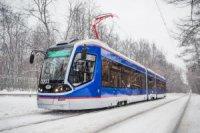 """Низкопольный трамвай модели 71-931 """"Витязь"""" прошел сертификацию"""