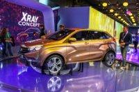 Седан Lada Vesta и кроссовер Lada XRay будут стоит 500 тысяч рублей