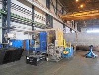 """Специалисты компании """"Станэксим"""" восстановили станок для обработки отводов трубопроводов"""