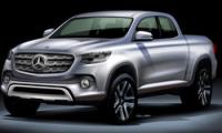Nissan Navara превращается... превращается в Mercedes-Benz