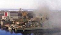 """Ущерб от пожара на подлодке """"Орел"""" оценен в 100 млн рублей"""