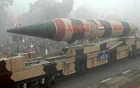 Состоялся очередной успешный пуск индийской баллистической ракеты Agni 3