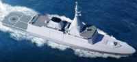Французская DCNS приступила к строительству корвета по заказу Египта