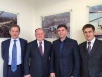 «Вертолеты России» и администрация Кумертау укрепляют сотрудничество