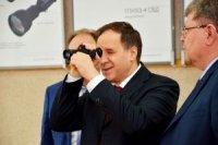Предприятие «Швабе» посетил член правления банка ВТБ