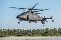 Sikorsky S-97 Raider впервые поднялся в небо