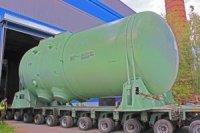 Ижорские заводы отгрузили корпус реактора ВВЭР-1000 для четвертого энергоблока Ростовской АЭС