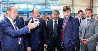 Региональный совет руководителей промышленных предприятий ознакомился с работой «ГМС Ливгидромаша» и «Ливенки»