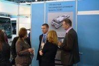 СНСЗ принял участие в международном форуме пассажирского транспорта