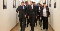 Денис Мантуров встретился с премьер-министром Словакии Робертом Фицо