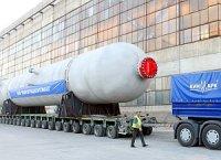 Волгограднефтемаш изготовил реакторы для Мозырского НПЗ