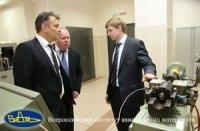 ВИАМ посетил управляющий директор швейцарской компании Walter + Bay AG