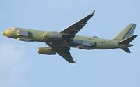 Минобороны РФ испытывает второй самолет комплексной разведки Ту-214Р
