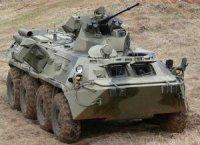 Военная база России в Абхазии получила 25 бронетранспортеров БТР-82А