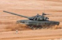 Пятнадцать модернизированных Т-72Б3 получит танковое соединение в Бурятии