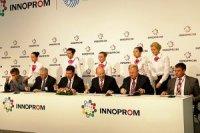 «Швабе» и правительство Свердловской области подписали соглашение на ИННОПРОМ-2015
