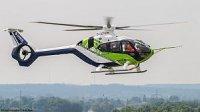 Вертолет-демонстратор Bluecopter впервые поднялся в небо