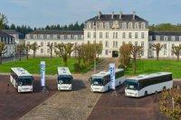 Iveco Bus поставила 153 автобуса Crossway для вооруженных сил Франции
