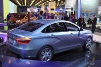 На АвтоВАЗе стартовало предсерийное производство Lada Vesta