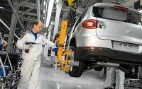 Калужский завод VW запускает конвейер