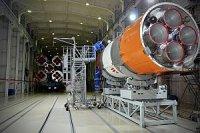 """РН """"Союз-2.1а"""" подготовлена к отправке на космодром """"Восточный"""""""