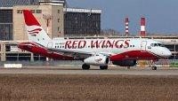 Авиапарк Red Wings пополнится новыми SSJ100