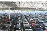 Продажи легковых автомобилей в Украине в январе-августе снизились на 63%