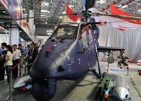 Представлен экспортный вариант китайского ударного вертолета Z-19