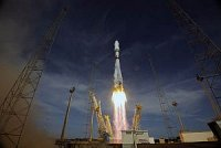 """Союз-СТ-Б"" со спутниками Galileo успешно стартовала с космодрома Куру"