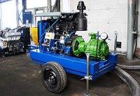 Инженеры ПСМ представили обновленную мотопомпу для систем орошения сельхозугодий