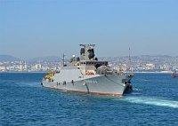 Главком ВМФ проверил ход испытаний новеших малых ракетных кораблей