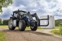 AGCO-RM представит трактор Valtra Dual Fuel на петербургском газовом форуме 2015
