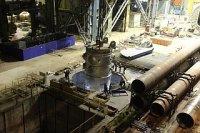 Атомэнергомаш завершил гидравлические испытания реактора ВВЭР-1200 для Белорусской АЭС