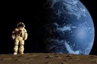 В России реализуют программу пилотируемого полета на Луну