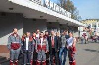 Сварщик «ЗиО-Подольск» победил в конкурсе профессионального мастерства