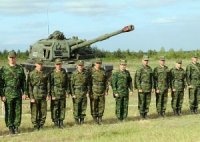 Войска ЮВО оснащены современным вооружением на 50%