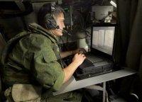 Связисты ЗВО изучают возможности системы управления тактического звена