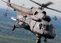 Многоцелевые вертолеты Ми-8МТВ5 поступили на вооружение базы армейской авиации в Смоленской области