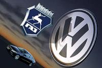 """Volkswagen остановил сборку на """"ГАЗе"""""""