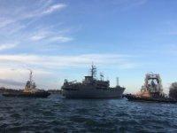 33 Судоремонтный завод завершил доковый ремонт ПМ-82