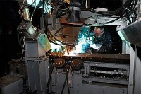 Новая сварочная установка введена в эксплуатацию на Уралвагонзаводе
