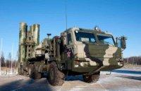 """Два комплекса С-400 """"Триумф"""" поступили на вооружение в ЗВО"""