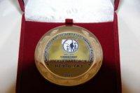 «ПКНМ» получила медаль за инновационные решения в упрочнении деталей бурильного оборудования