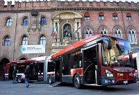 На дорогах Италии появятся гибридные автобусы Iveco Bus Urbanway