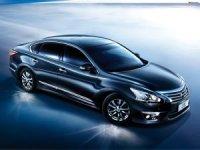 Седаны Nissan Teana попали под отзыв в России