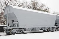 Сертифицирован вагон-хоппер модели 19-6870 производства УВЗ