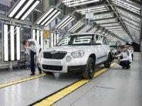 Volkswagen возобновляет сборку автомобилей на заводе в Нижнем Новгороде
